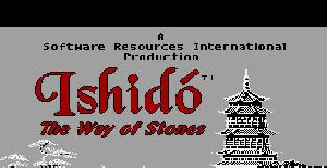 Ishidó: The Way of Stones | Juego: Amiga 500 | Accolade | Chris Long · 1990