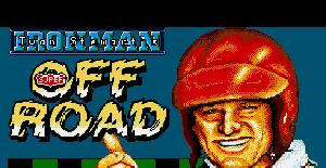 Ivan 'Ironman' Stewart's Super Off Road | Juego: Commodore AMIGA · 1990