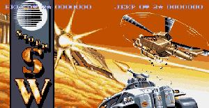 SWIV (Special Weapons Interdiction Vehicles) | Juego: Commodore AMIGA · 1991