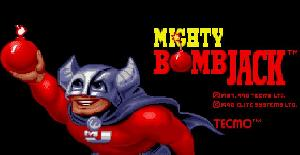 Mighty BombJack | Juego: Commodore AMIGA | ELITE | Adrian Jones · 1990