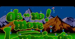 Oh no! More Lemmings | Juego: Commodore AMIGA | Psygnosis · 1991