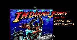 Indiana Jones and the Fate of Atlantis | Juego: Commodore AMIGA | LucasArts · 1992