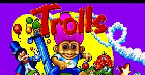 Trolls | Juego: Commodore AMIGA | Flair Software | Mick Hedley · 1992