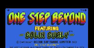 One Step Beyond featuring Colin Curly | Juego: Commodore AMIGA | Ocean · 1993