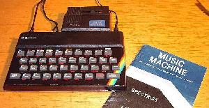 RAM Music Machine para el ZX Spectrum