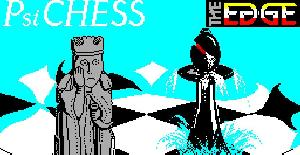 PSI Chess de ZX Spectrum por The Edge (1986) - Juego de Ajedrez