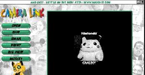 Mad Catz Game Boy Camera Link - Fotos de GB a PC
