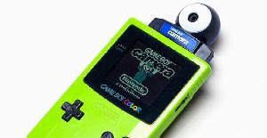 La Game Boy Camera cumple 20 años