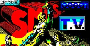 Smash TV - ZX Spectrum de Ocean Software (1991)