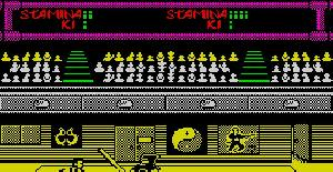 Budokan: The Martial Spirit - ZX Spectrum de Electronic Arts (1991)