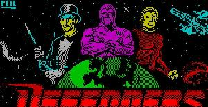 Defenders of the Earth - ZX Spectrum de Enigma Variations (1990)