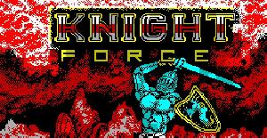 Knight Force - ZX Spectrum de Titus (1990)