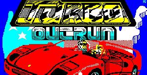 Turbo Out Run - ZX Spectrum de US Gold (1989)