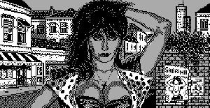 Sabrina - ZX Spectrum de IBER Software (1989)
