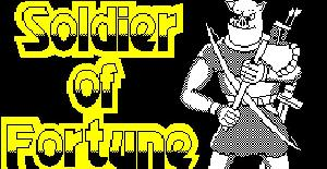 Soldier of Fortune - ZX Spectrum de Firebird Software (1988)