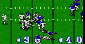 Joe Montana II Sports Talk Football - MEGA DRIVE de Blue Sky Software (1991)
