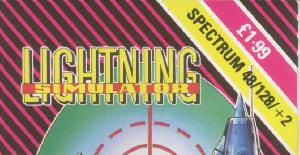 Lightning Simulator - ZX Spectrum de Silverbird Software (1988)