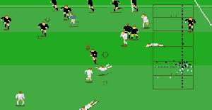 World Class Rugby - AMIGA de Audiogenic Software (1991)