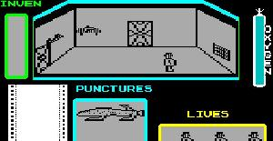 Muggins the Spaceman - ZX Spectrum de Firebird Software (1987)