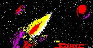 The Fury - ZX Spectrum de Martech Games (1988)