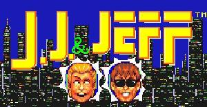 JJ and Jeff - Turbografx 16 (PC Engine) de Hudson Soft (1987)