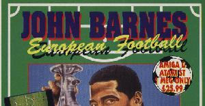 John Barnes European Football - Commodore AMIGA de Krisalis Software (1992)