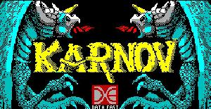 Karnov - ZX Spectrum de Electric Dreams Software (1988)