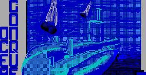 Ocean Conqueror - ZX Spectrum de Rack-It (1987)