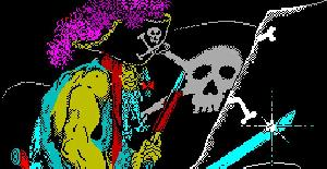 Black Beard - ZX Spectrum de Topo Soft (1988)