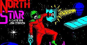 North Star - ZX Spectrum de Gremlin Graphics Software (1988)