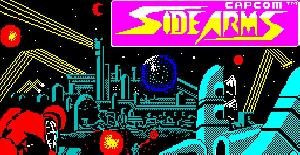Side Arms - ZX Spectrum de Go! (1988)