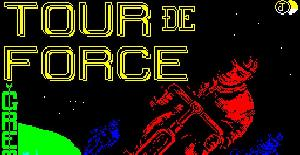 Tour de Force - ZX Spectrum de Gremlin Graphics Software (1988)