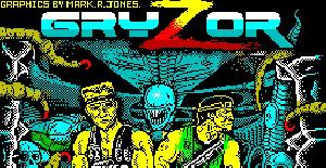 Gryzor - ZX Spectrum de Ocean Software (1987)