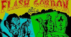 Flash Gordon - ZX Spectrum de Mastertronic Added Dimension (1987)