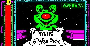 Thing Bounces Back - ZX Spectrum de Gremlin Graphics Software (1987)