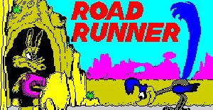 Road Runner - ZX Spectrum de US Gold (1987)