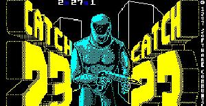 Catch 23 - ZX Spectrum de Martech Games (1987)