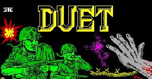 Duet - ZX Spectrum de Elite Systems (1987)