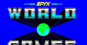 World Games - ZX Spectrum de US Gold (1987)