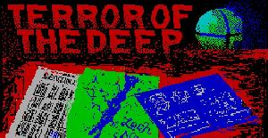 Terror of the Deep - ZX Spectrum de Mirrorsoft (1987)