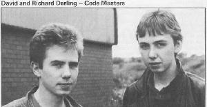 Entrevista a David Darling de Codemasters (1987)