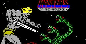 Masters of the Universe - The Arcade Game - ZX Spectrum de US Gold (1986)