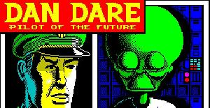 Dan Dare: Pilot of the Future - ZX Spectrum de Virgin Games (1986)