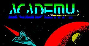 Academy - ZX Spectrum de CRL Group (1987)