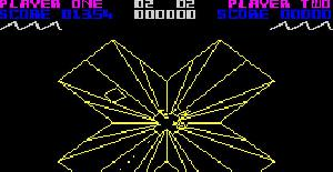 Tempest - ZX Spectrum de Electric Dreams Software (1987)