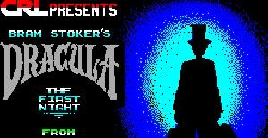 Dracula - ZX Spectrum de CRL Group (1986)
