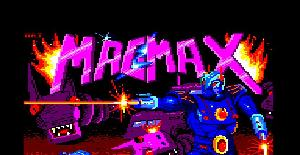 Mag Max - Amstrad CPC de Imagine Software (1987)