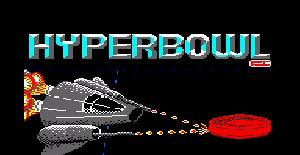 Hyperbowl - Amstrad CPC de Mastertronic (1986)