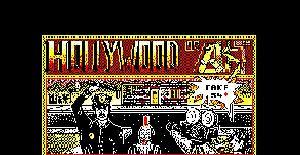 Hollywood or Bust - Amstrad CPC de Mastertronic (1987)