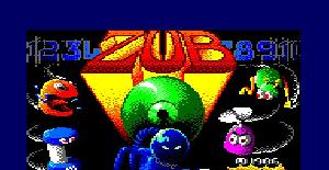 Zub - Amstrad CPC de Mastertronic Added Dimension (1986)